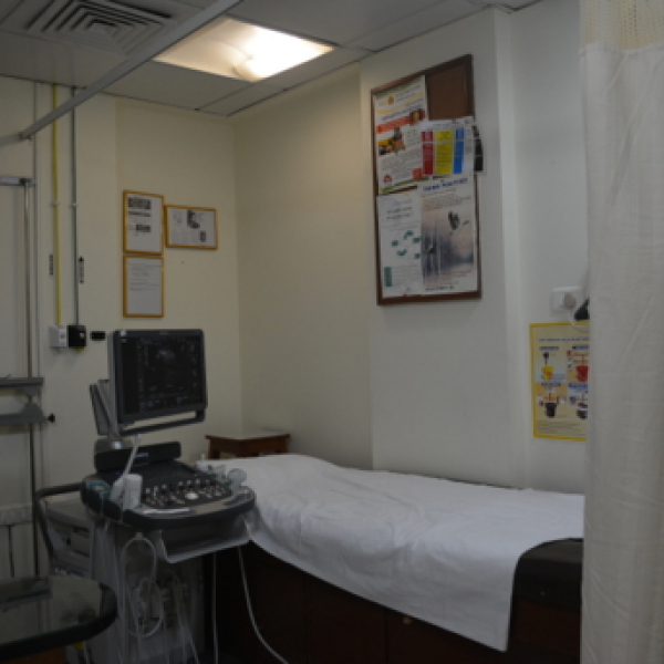 EEG department